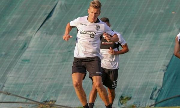 Βέρνμπλουμ: «Θέλω το πρωτάθλημα με τον ΠΑΟΚ»