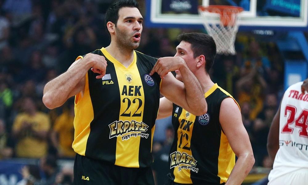 AEK: Τέλος ο Μαυροειδής