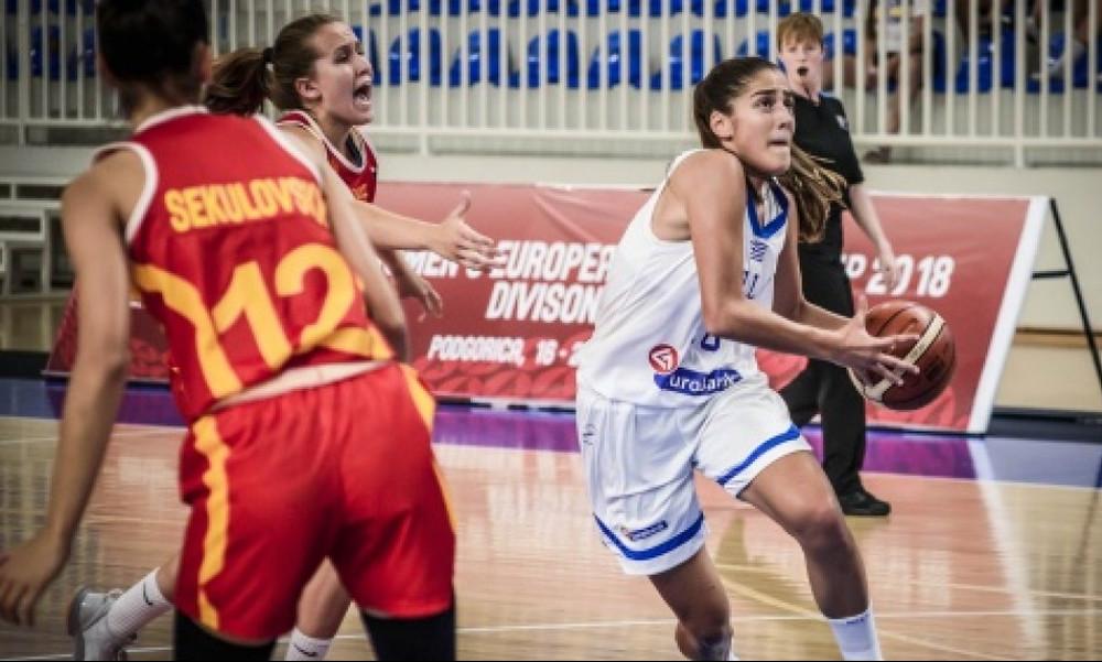 Ισλανδία-Ελλάδα 39-81: «Γαλανόλευκο» πάρτι στο Μαυροβούνιο