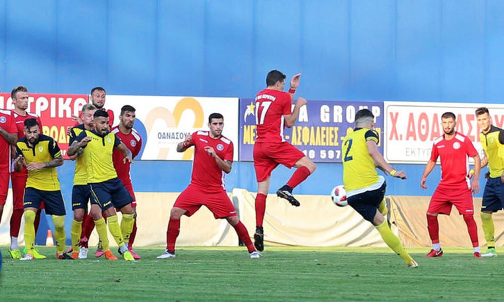 Παναιτωλικός-Κέρκυρα 2-1: Έτοιμοι οι Αγρινιώτες για την Super League!