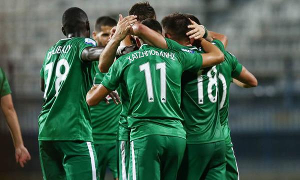 Παναθηναϊκός-Λεβαδειακός 2-0: Βελτιωμένος με κέρδος τους μικρούς