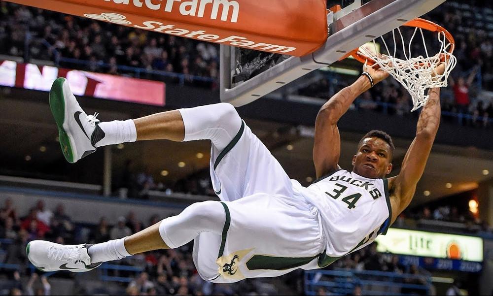 NBA: Στιγμές μαγείας! Οι τρομερές καρφωματάρες του Γιάνναρου! (video)