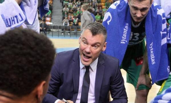 Ζαλγκίρις Κάουνας: Ψάχνει παίκτη ο Γιασικεβίτσιους αλλά…