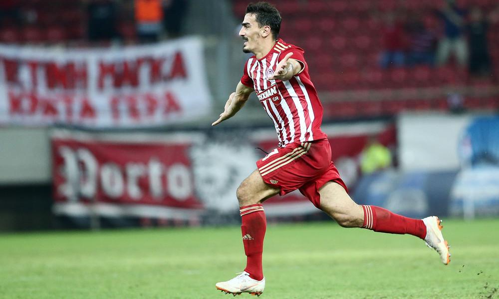 Ολυμπιακός-Λεβαδειακός: 1-0: Τον λύτρωσε ο Λάζαρος (video)