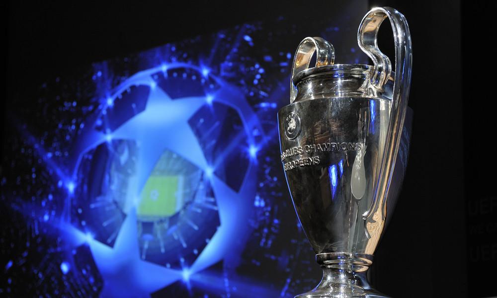 Πολλά γκολ στο Champions League!