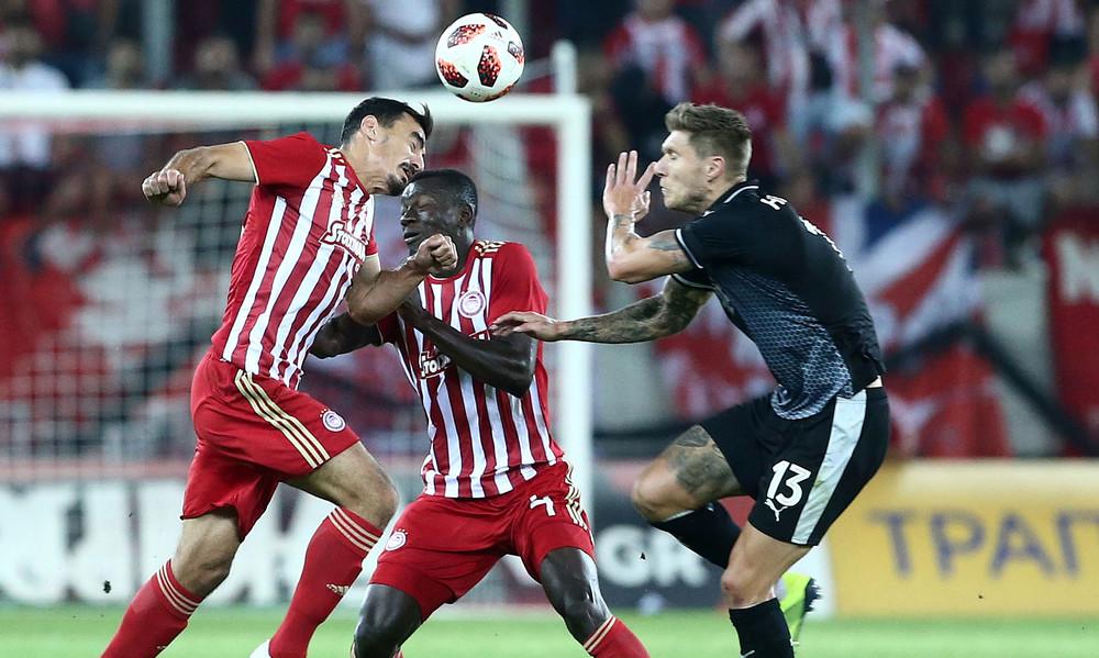 Europa League: Αυτός «σφυρίζει» στο Μπέρνλι-Ολυμπιακός
