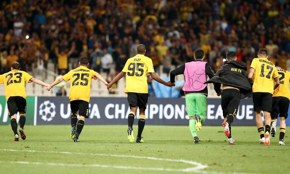 ΑΕΚ: Λυσάνδρου και Αρκάδη στο Μονακό για την κλήρωση του Champions League