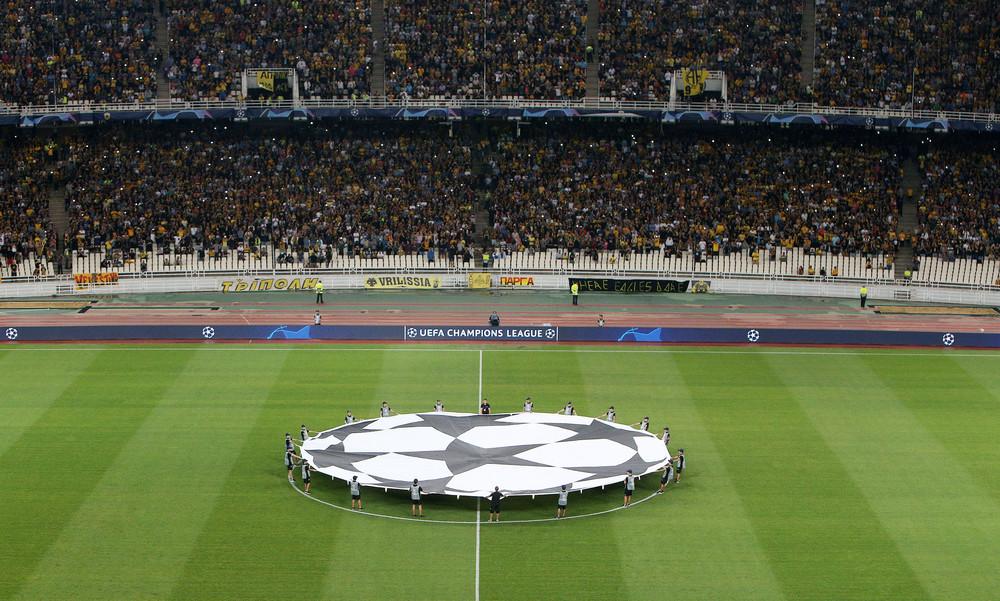 Champions League: Αυτοί είναι αντίπαλοι της ΑΕΚ - Δείτε όλους τους ομίλους