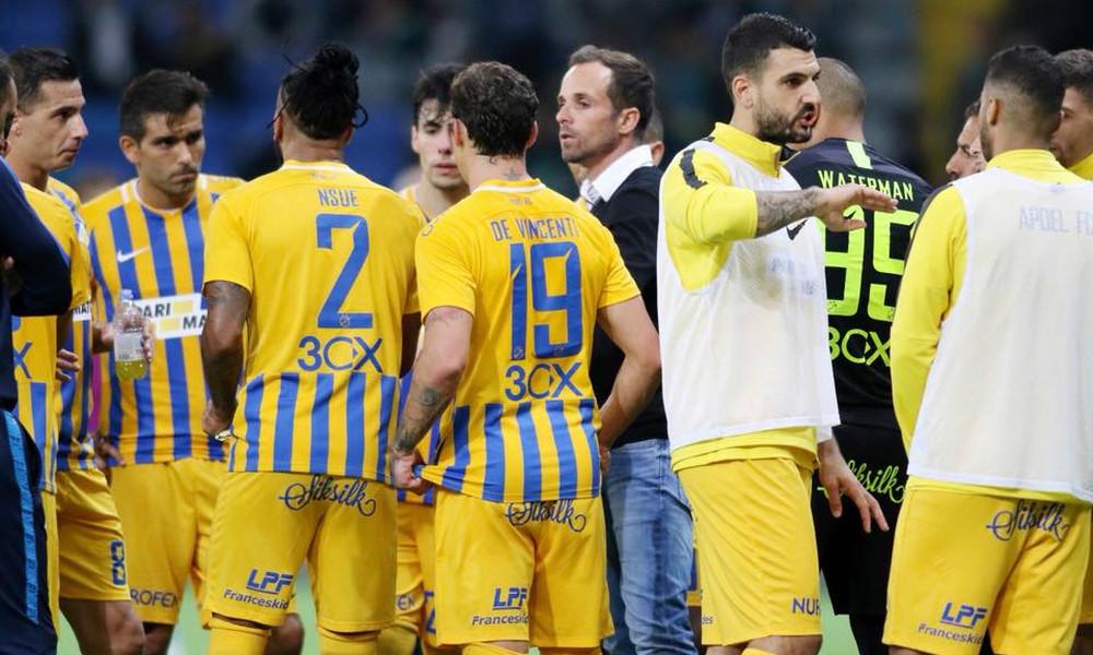 Europa League: Εκτός ομίλων ο ΑΠΟΕΛ, προκρίθηκε η ΑΕΚ Λάρνακας