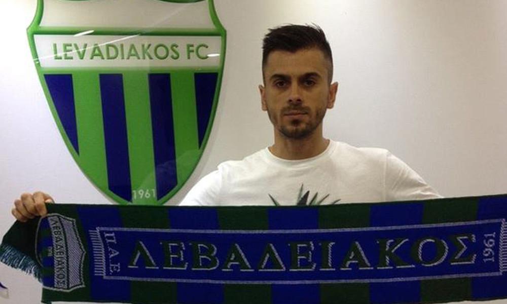 Λεβαδειακός: «Πράσινος» Στανόγεβιτς