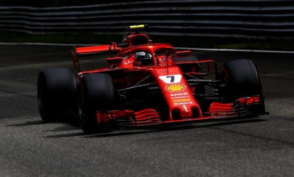 Ο Ραϊκόνεν την «pole position»