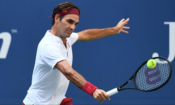 US Open: Εύκολα ο Φέντερερ τον Κύργιο