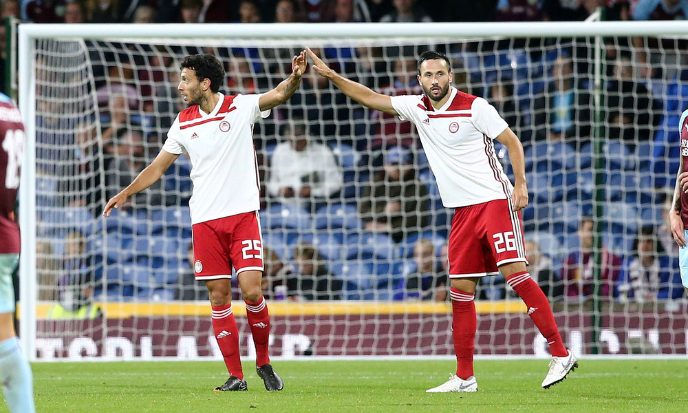 Live Chat: Ολυμπιακός-ΠΑΣ Γιάννινα 5-0