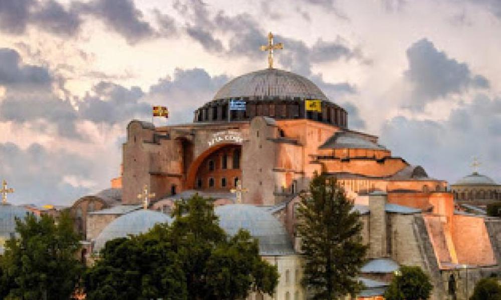 To βίντεο για την Αγιά Σοφιά που ανατριχιάζει και καθηλώνει όλους τους Έλληνες