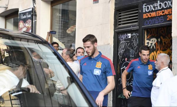 Πρωτοβουλία με… νόημα από Λουίς Ενρίκε! Η εθνική Ισπανίας σε escape room (photos)