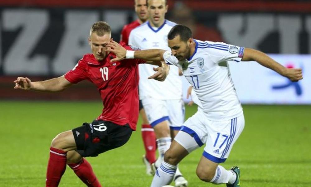 Φεύγει με το «διπλό» το Ισραήλ από την Αλβανία