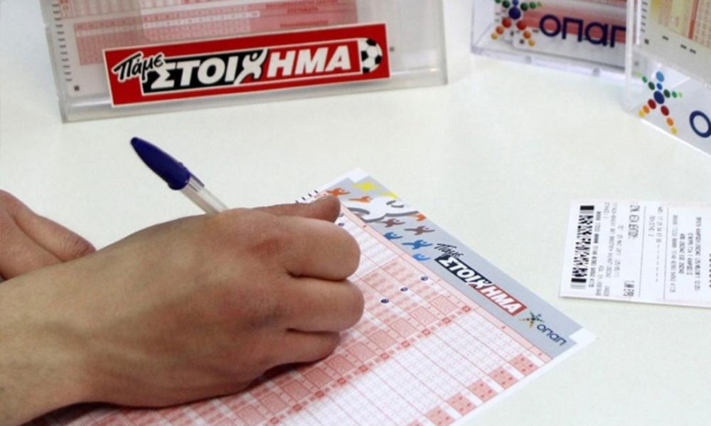 Πάμε Στοίχημα: Περισσότερα από 55 εκατ. ευρώ σε κέρδη