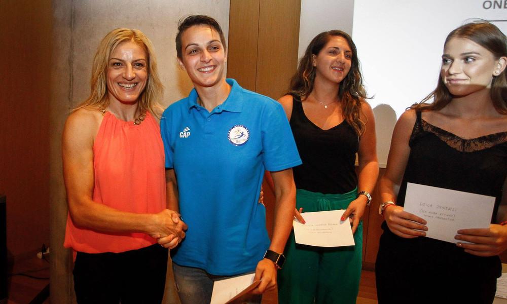 Στρατηγική Συνεργασία ΙΕΚ ΑΛΦΑ με Σύλλογο Ελλήνων Ολυμπιονικών για το Make Place For One More Woman