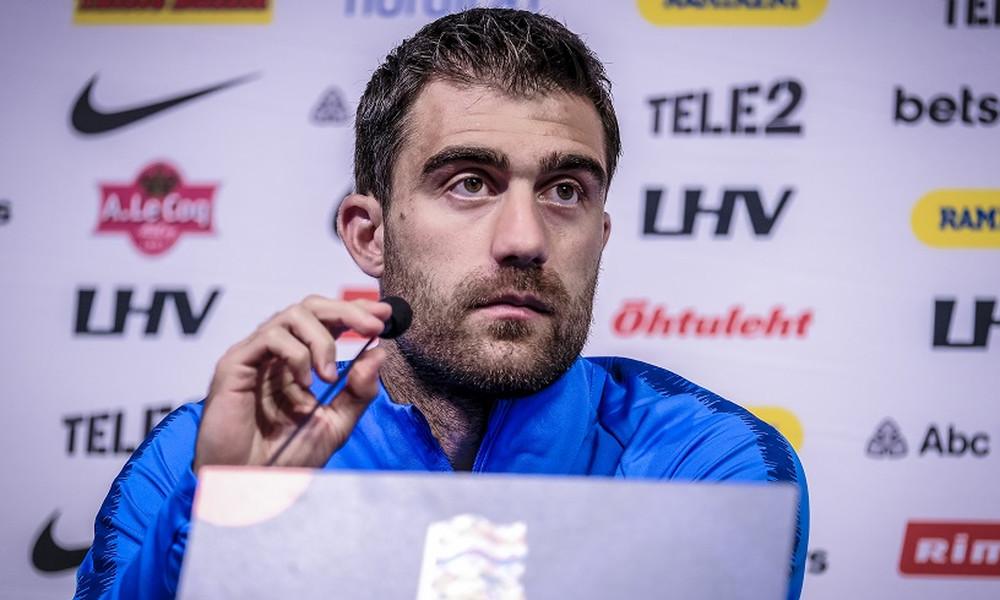 Παπασταθόπουλος: «Αποτυχία αν δεν πάμε στην επόμενη μεγάλη διοργάνωση»