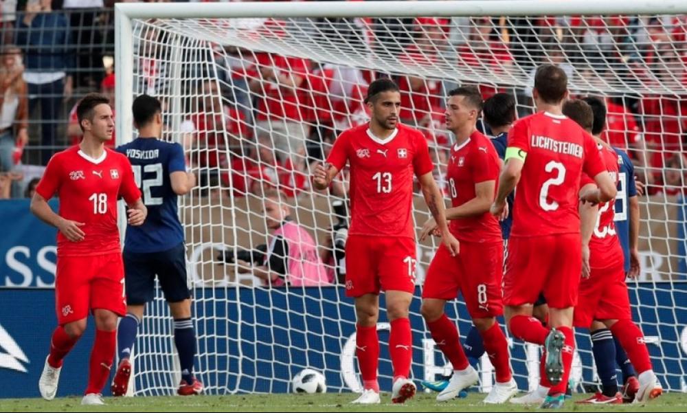 Nations League: Η Ελβετία σκόρπισε την Ισλανδία στους… έξι ανέμους!