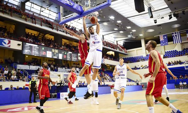 Μαυροβούνιο-Ελλάδα 76-87: Ένα δεκάλεπτο ήταν αρκετό!