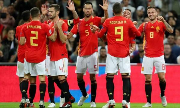 Εποχή… Λουίς Ενρίκε στην Ισπανία - Δείτε γκολ της αναμέτρησης με την Αγγλία (videos)