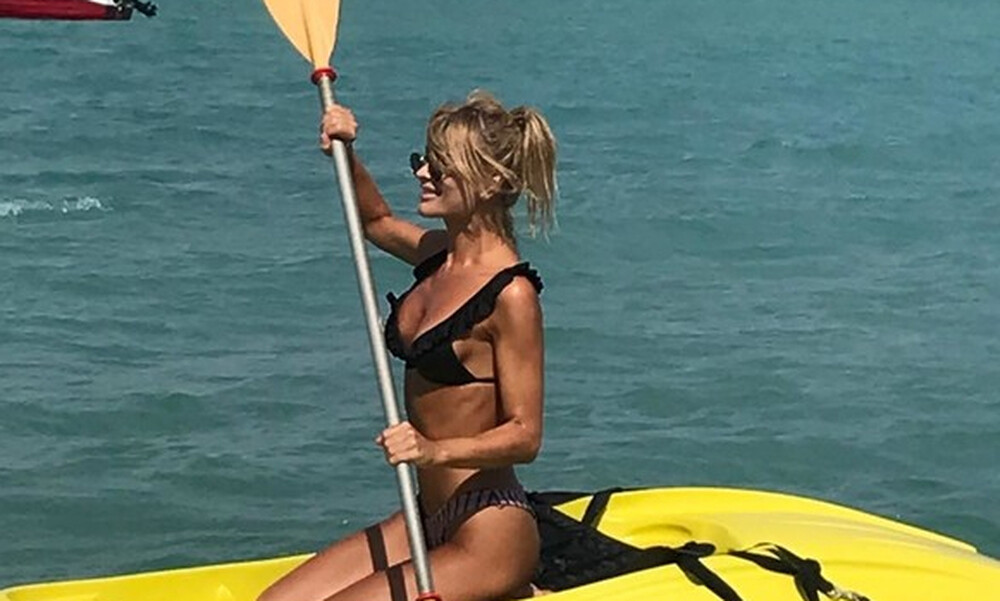 Ελληνίδα playmate σε σέξι πόζες! Tη θυμάστε; (photos)