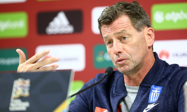 Σκίμπε: «Περιμένω δύσκολο παιχνίδι αλλά μπορούμε να εκπλήξουμε και την Ουγγαρία» (pics+vid)