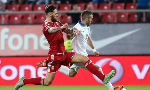 LIVE CHAT Ουγγαρία - Ελλάδα 2-1 (τελικό)