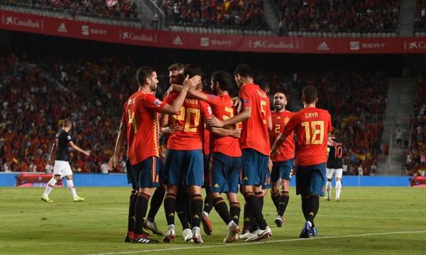 Η Ισπανία διέλυσε την Κροατία! (video)