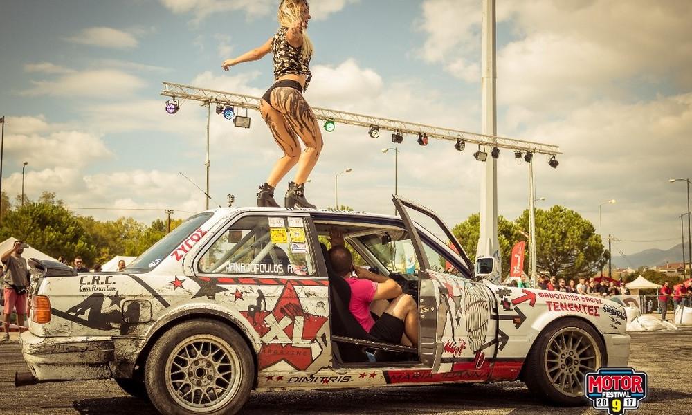 Extreme Stunt Shows στο 13ο Motor Festival της Κορίνθου!