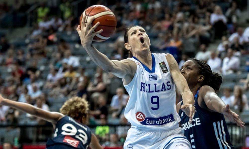 Παγκόσμιο Κύπελλο γυναικών 2018: Ενσωματώθηκαν στην εθνική οι Νικολοπούλου-Σπυριδοπούλου