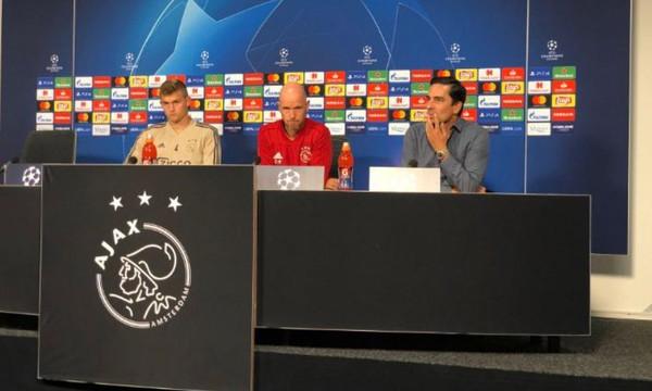 Τεν Χανγκ: «Έξυπνη και έμπειρη ομάδα η ΑΕΚ»