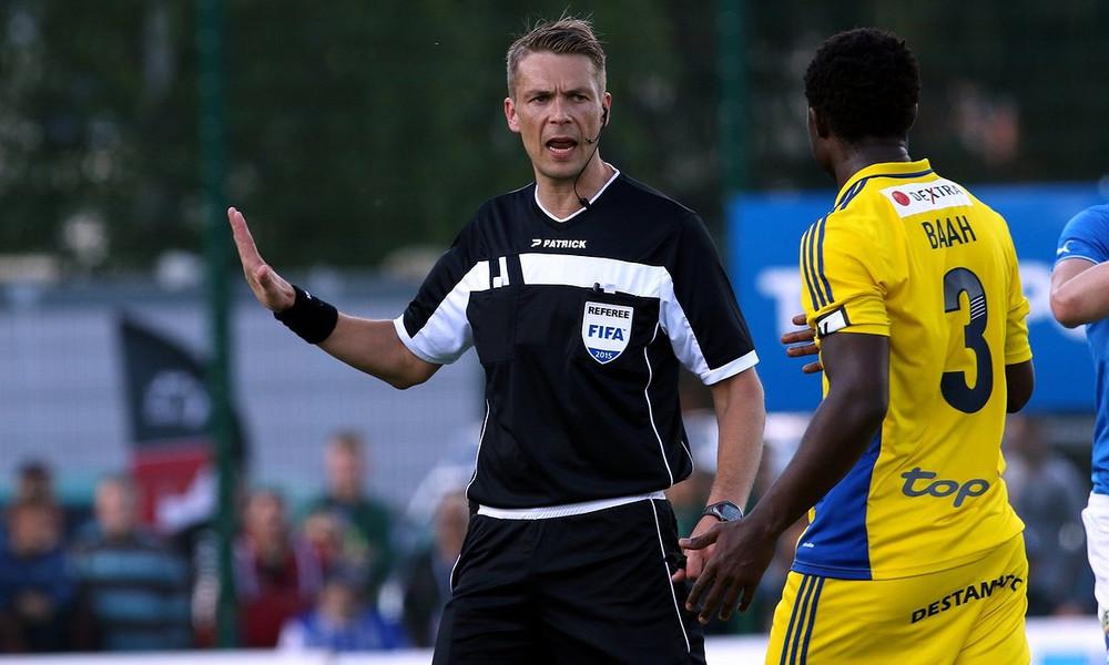 Super League: Φινλανδός διαιτητής στο ΠΑΟΚ - ΑΕΚ