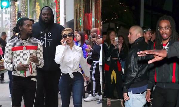 Οι πιο… άγριες ομάδες security των celebrities