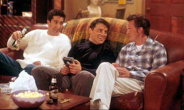 Chandler, Joey ή Ross: Ποιον θα επέλεγες για Κολλητάρι σου στην αληθινή ζωή;