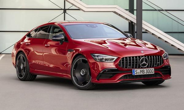 Αναμφίβολα μοιραία η νέα Mercedes AMG