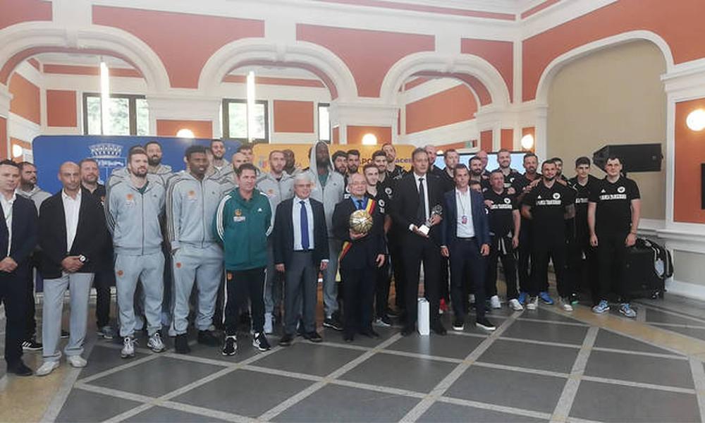 «Ο Παναθηναϊκός είναι η μεγαλύτερη ομάδα που έχει έρθει στη Ρουμανία» (videos)