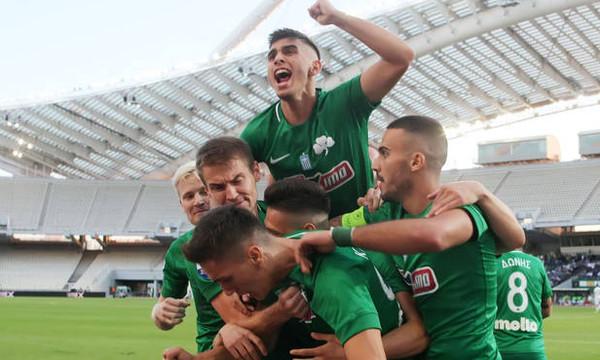Παναθηναϊκός – Λεβαδειακός 3-0: Να 'χα χίλια μάτια! (videos)