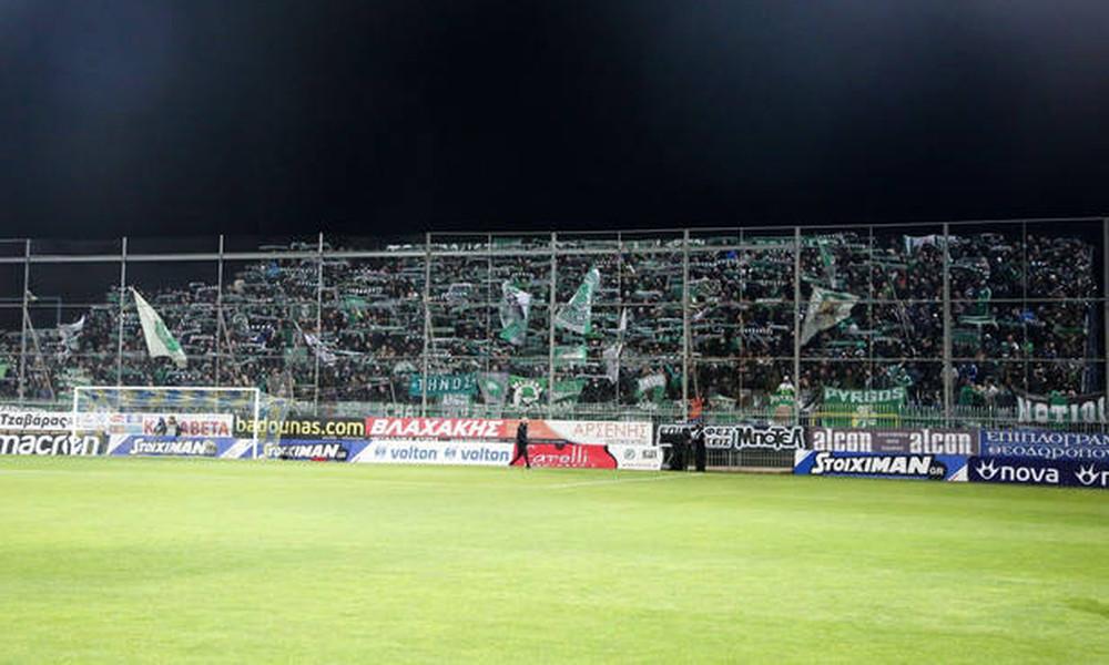Παναθηναϊκός: Με 1.600 στην Τρίπολη!