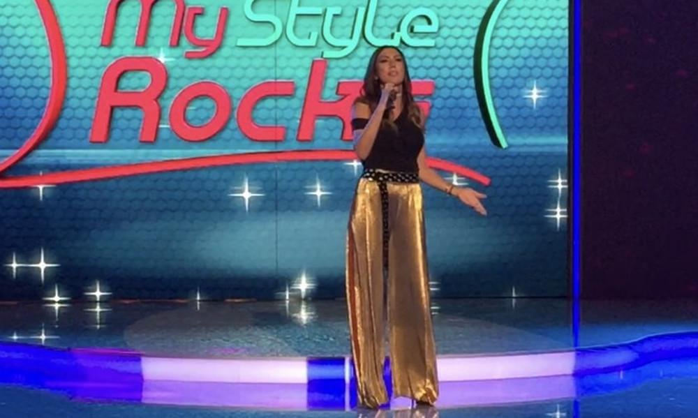 Η Βασιλική Νταντά στο gala του «My style rocks»