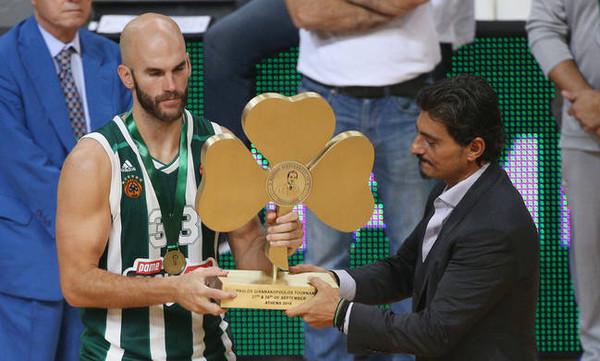 Τουρνουά «Παύλος Γιαννακόπουλος»: Το εντυπωσιακό χρυσό τριφύλλι (photos)