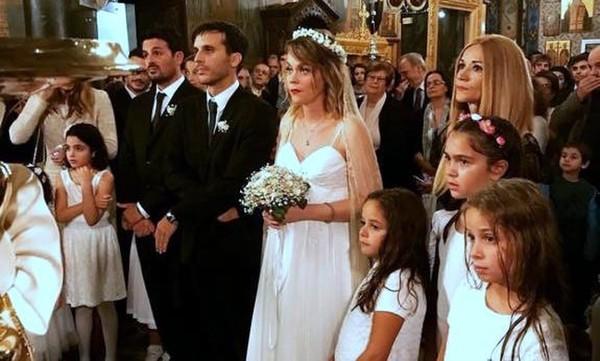 Παπαληγούρα-Πάντος: Ο παραδοσιακός γάμος, το deal με την ανθοδέσμη και ο… Ζορμπάς!