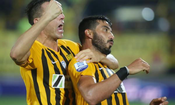 Άρης-Αστέρας Τρίπολης 2-0: «Μίλησε» στο τέλος με Γκαρσία!