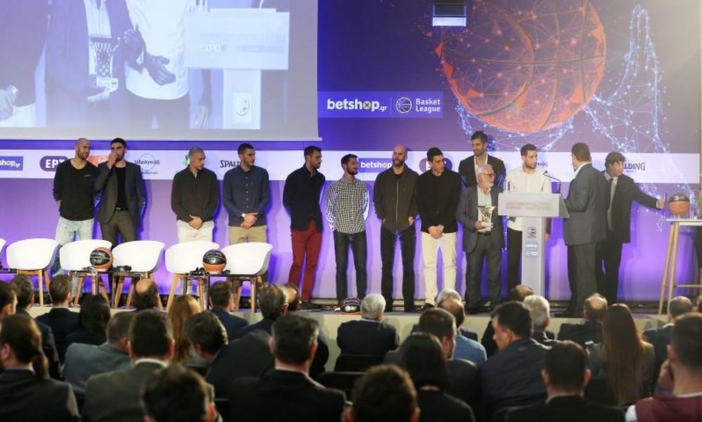 ΕΣΑΚΕ: Βράβευσε την Εθνική για την πρόκριση στο Παγκόσμιο (photos)