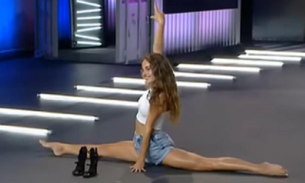 Τσιρλίντερ του Ολυμπιακού εντυπωσίασε στο Greece's Next Top Model (video)