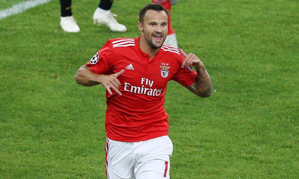 ΑΕΚ-Μπενφίκα: Τα γρήγορα δυο γκολ των Πορτογάλων (videos+photos)
