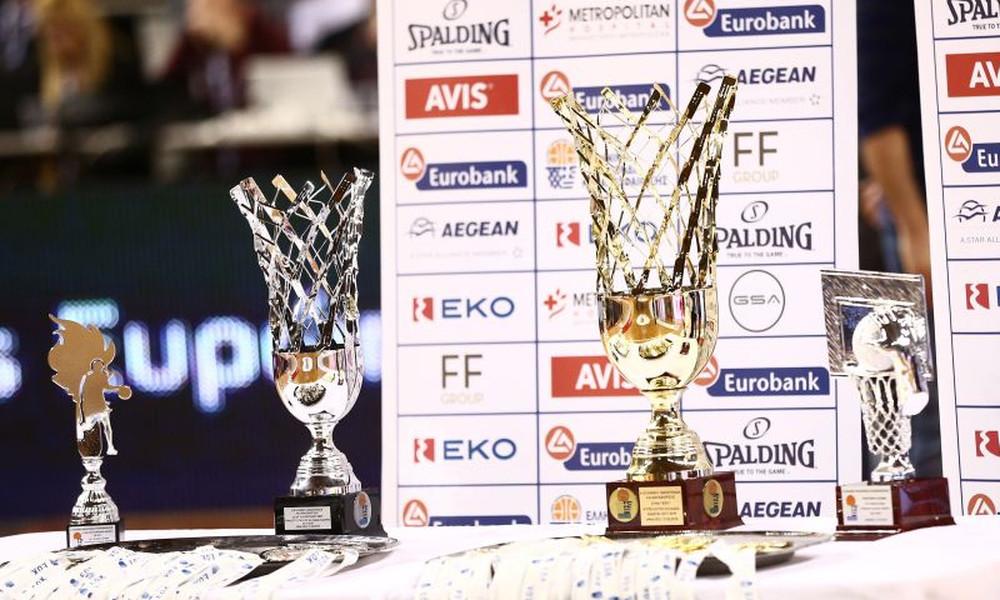 Κύπελλο Ελλάδας Μπάσκετ: Το πρώτο ντέρμπι στα προημιτελικά – Όλα τα ζευγάρια