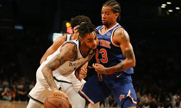 NBA: «Έκρυψαν» την μπάλα οι Νετς (video)