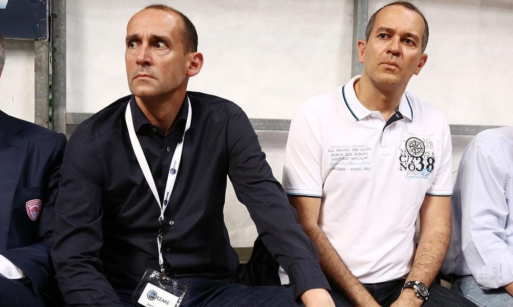Ολυμπιακός: Τιμωρία από ΕΣΑΚΕ σε Αγγελόπουλους